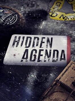 Hidden Agenda ps4 Cover Art
