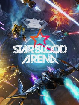 Starblood Arena ps4 Cover Art