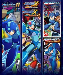 Mega Man 30th Anniversary Bundle