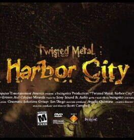 Twisted Metal: Black Harbor City