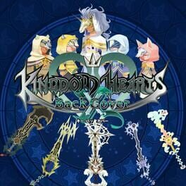 Duplicate Kingdom Hearts χ Back Cover