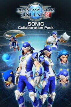 Phantasy Star Online 2: SONIC Collaboration Pack
