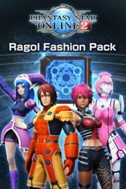 Phantasy Star Online 2: Ragol Fashion Pack