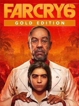 Far Cry 6: Gold Edition ps4 Cover Art