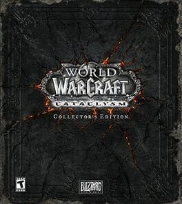 World of Warcraft: Cataclysm - Collector's Edition