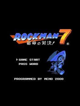 Rockman 7 FC
