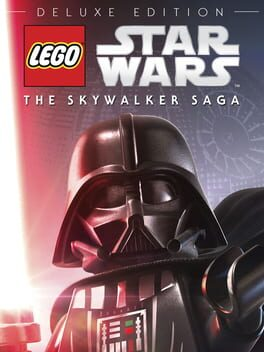 LEGO Star Wars: The Skywalker Saga - Deluxe Edition switch Cover Art