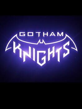 Gotham Knights ps4 Cover Art