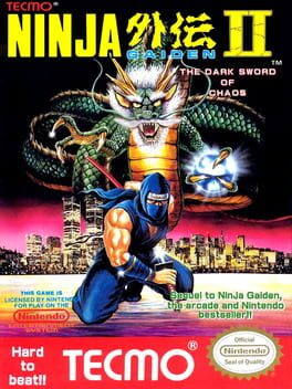 Ninja Gaiden II: The Dark Sword of Chaos