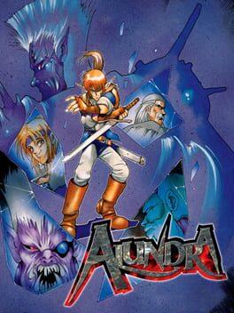 Alundra Poster