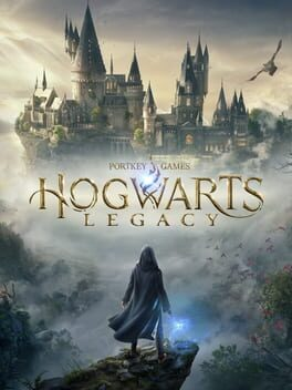 Hogwarts Legacy ps4 Cover Art