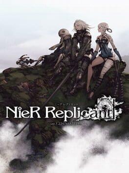 NieR Replicant Ver.1.22474487139... xbox-one Cover Art