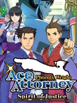 Phoenix Wright: Ace Attorney − Spirit of Justice