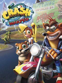 Crash Bandicoot: Warped - N. Sane Trilogy