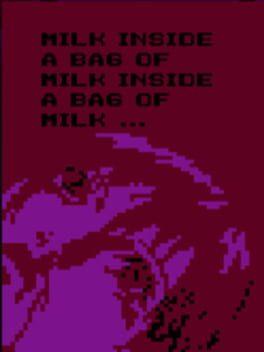 Milk inside a bag of milk inside a bag of milk