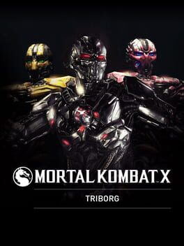 Mortal Kombat X: Triborg