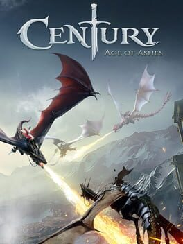 Cover of Century: Age of Ashes