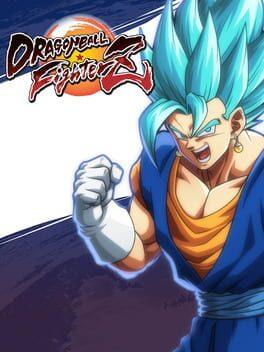 Dragon Ball FighterZ: Vegito (SSGSS)