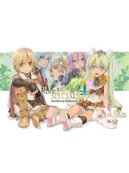 Rune Factory 4 Special: Archival Edition