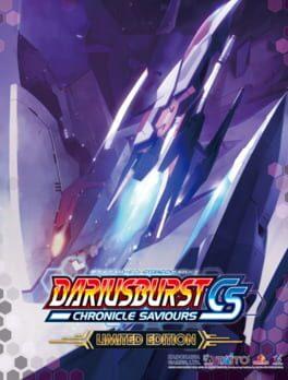 Dariusburst: Chronicle Saviours - Limited Edition