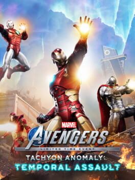 Marvel's Avengers: Tachyon Anomaly - Temporal Assault