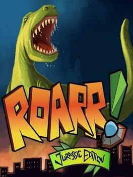 Roarr! - Jurassic Edition