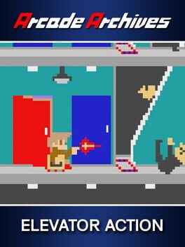 Arcade Archives: Elevator Action