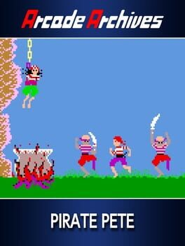 Arcade Archives: PIRATE PETE