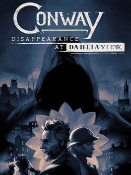 Cover of Conway: Disappearance at Dahlia View