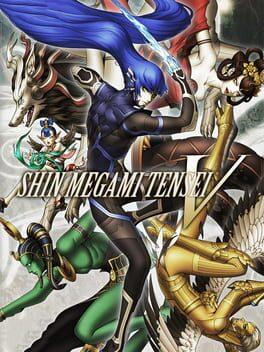 Cover of Shin Megami Tensei V