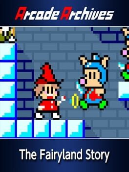 Arcade Archives: The Fairyland Story