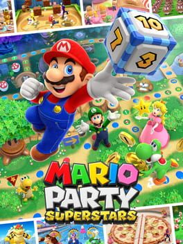 Cover of Mario Party Superstars