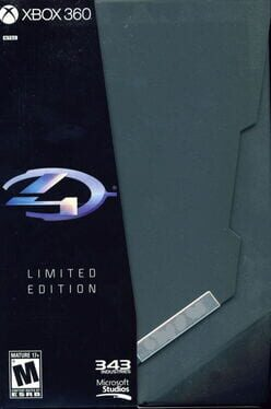 Halo 4: Limited Edition