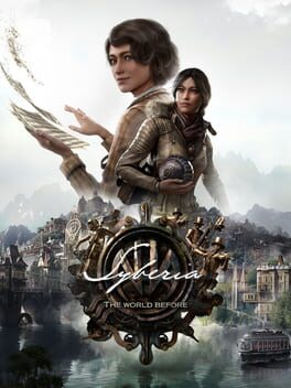 Cover of Syberia: The World Before