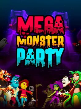 Cover of Mega Monster Party