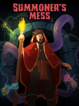Cover of Summoner's Mess