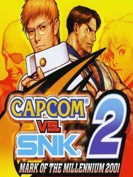 Capcom Vs. SNK 2 : Mark of the Millennium 2001