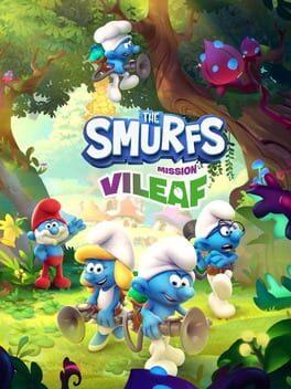 Cover of The Smurfs: Mission Vileaf