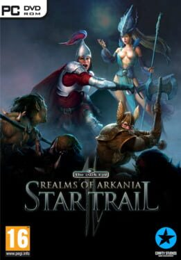 Realms of Arkania: Star Trail