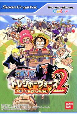 From TV Animation – One Piece: Treasure Wars 2 Welcome to Buggyland