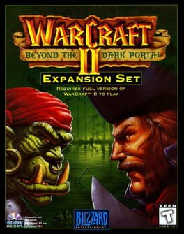 Warcraft II: Beyond the Dark Portal cover
