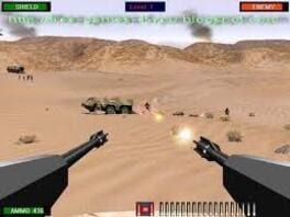 BEACH HEAD: DESERT WAR