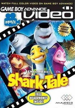 Game Boy Advance Video Movie: DreamWorks Shark Tale
