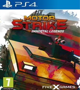 Motor Strike: Immortal Legends