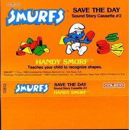 Smurfs Save the Day: Handy Smurf