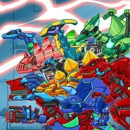 Combine! Dino Robot – Dino Corps