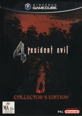 Resident Evil 4: Collector's Edition