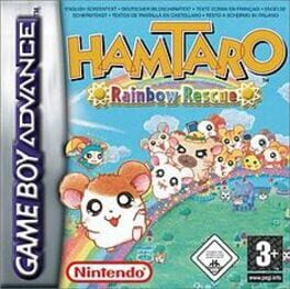 Hamtaro: Rainbow Rescue