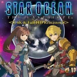 Star Ocean: The Last Hope Remaster