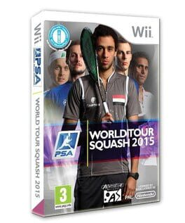 PSA World Tour Squash 2015